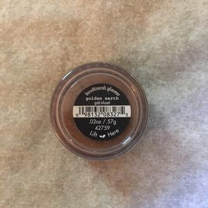 NWT-BareMinerals LooseMineral Glimmer-Golden Earth